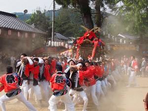 竹田祭り1